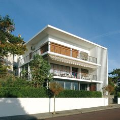 Villa - architecture royan 1950 (12)