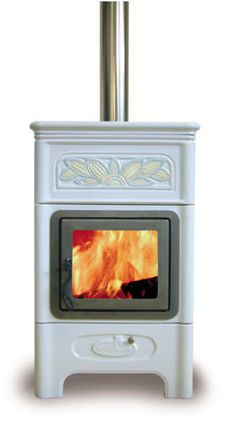 Castellamonte stoves.