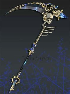 The Grim reapers personal weapon