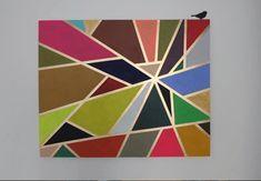 Ideas para decoración: Pintura con formas geométricas | Ideas para ...