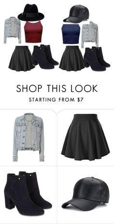 """""""Lisa and Lena inspired"""" by kavarossy on Polyvore featuring mode, rag & bone, Monsoon et Gucci"""