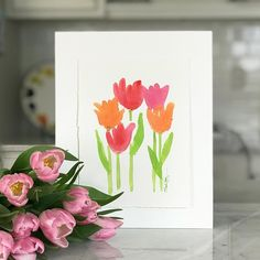 Smiling Tulips 🌷🌷and