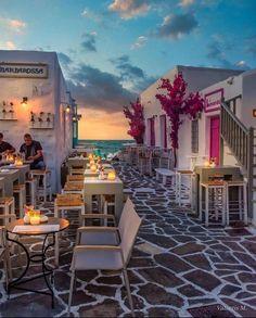 Paros Greece, Santorini Greece, Mykonos, Europe Holidays, Beautiful Places To Travel, Travel Aesthetic, Greek Islands, Wanderlust Travel, Vacation Destinations