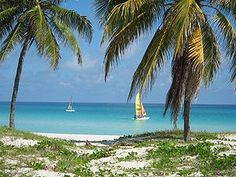 """Varadero Cuba has been voted as one of the """"Best Beaches In The World"""". Undiscovered Jewel with secret white sand beaches gently caress crystal clear blue warm waters that invite your body to just jump in. Relax & Enjoy the best beaches of Varadero Cuba just 90 miles from Havana & Florida. Worlds Best Beaches."""