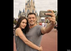 Celebrities At Disney