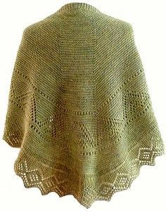 Free Faroese shawl patterns...