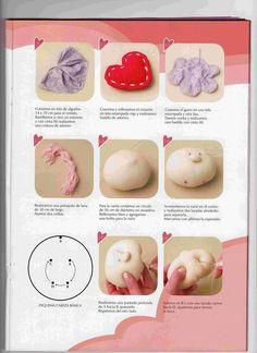 Libro diseño de muñequeria soft VOL.5  20/37