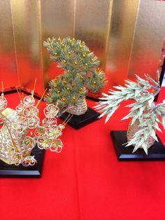 松竹梅 ㈲ながさわ結納店 #japan #mizuhiki #wedding #yuino#fukuoka#hakata