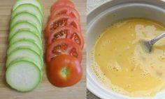 Pokud hledáte snadný recept na kterém si pochutná cela vaše rodina, tak je recept, který si dneska představíme právě pro vás. Každý má rád chuť zdravé a čerstvé zeleniny. A právě zelenina je základní složkou dnešního receptu – konkretně cuketa a rajčata. Snadná dobrota, kterou stačí dát do trouby na 30 minut a máte hotovo