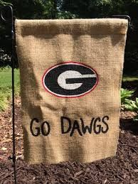 ETSY uga GARDEN FLAG - Google Search