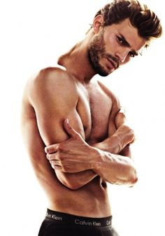 Jaime Dornan, my forever number 1. Not that it matters to him! :p