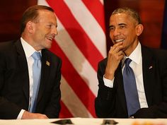 Australian troops move into Iraq, Tony Abbott confirms after APEC meeting with President Obama