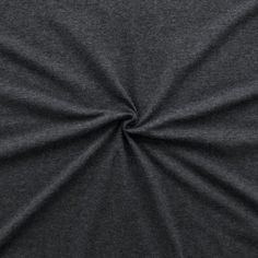 Baumwolle Stretch Jersey Fashion Basic Fb. Dunkelgrau Artikel Nr.