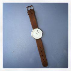 Simpl Watch Classic Dark Brown | 101.Watch Store
