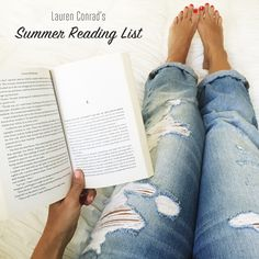 Lauren Conrad's 2015 Summer Reading List {10 amazing titles}