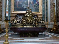 Vatican City ~ Basilica of St Peter's