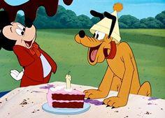 Happy Birthday Pluto!  9/5/2013  Make a wish!