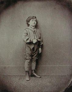 Victorian Clothing / Costumes for Women, Men, Children, Shoes, Hats Victorian Boy Costume, Victorian Children's Clothing, Victorian Era, Victorian Fashion, Lewis Carroll, Vintage Children Photos, Vintage Boys, Old Portraits, Wonderland