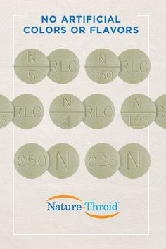 Nature-Throid is a natural hormone replacement for the treatment of hypothyroidism. Discover the Nature-Throid difference.