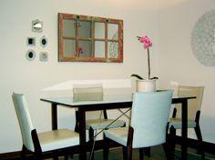 Transforme janelas antigas em objetos de decoração!Dicas:http://revista.zap.com.br/imoveis/transforme-janelas-antigas-em-objetos-de-decoracao/