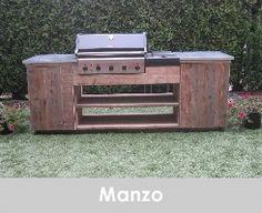 Buitenkeuken Manzo