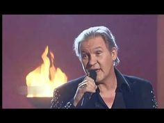 Johnny Logan - Hold me now 2009 - YouTube