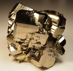Pyrite. Mineral.