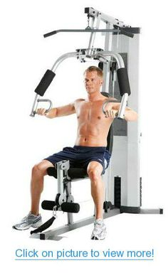 Total Home Gold Gym Weight Strength Training Body Fitness Exercise Equipment Gym Workouts, At Home Workouts, Home Gym Reviews, Gym Weights, Home Workout Equipment, Gym Membership, Workout Rooms, At Home Gym, Workout For Beginners