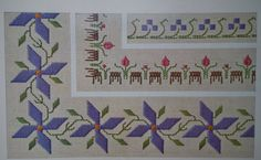 Vintage Embroidery Book 1920s 1960s Motifs for by sewmuchfrippery, $25.00