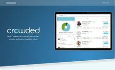 crowded.com online job board Freelance Websites, Tracking System, Online Jobs, Board, Sign