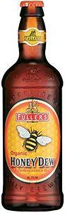 Fuller's Organic Honey Dew Golden Beer (500ml) - best prices online at mySupermarket.