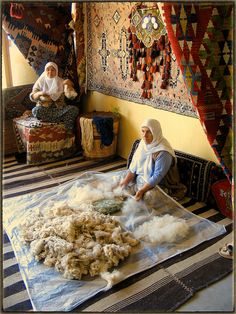 Türk Halısı (Turkish Carpet), Fethiye by guraydere, via Flickr