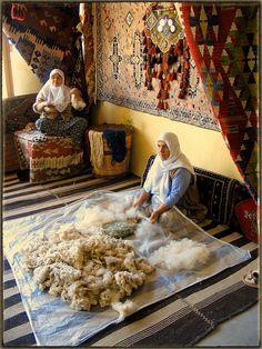 Türk Halısı (Turkish Carpet), Fethiye by guraydere, via Flickr