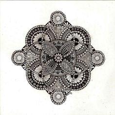 Zentangle Pattern Gallery   Zentangle Patterns 2