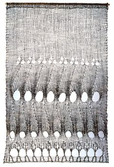 Wall hanging by Mary Walker Phillips. Beautiful!