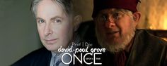 David Paul Grove | Prof / Doc | http://www.onceuponatimefrance.fr/personnages-casting/prof | Once Upon A Time