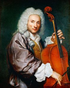 Giacomo Ceruti (1698-1767): Portrait of a Cellist, between 1745 and 1750.