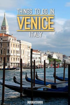 One of the most romantic cities in the world -- Venice, Italy. From the viewing the iconic Rialto to exploring the outer islands - Burano, Torcello and Murano, check out our our list of things to do in Venice.
