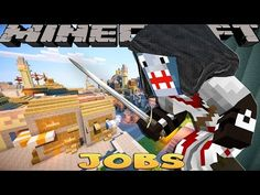 Minecraft Jobs - ASSASSINS CREED MISSION, BECOMING AN ASSASSIN!!! - Best sound on Amazon: http://www.amazon.com/dp/B015MQEF2K -  http://gaming.tronnixx.com/uncategorized/minecraft-jobs-assassins-creed-mission-becoming-an-assassin/