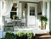 Image result for small porch decorating