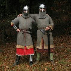 Norman knights