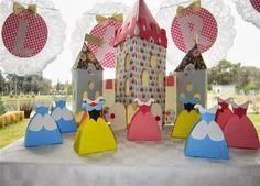 Wow! Eventos Boutique: Fiestas de Princesas: Ideas de Souvenirs