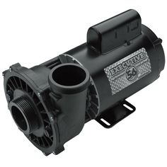 Amazon.com : Waterway Plastics 3722021-1D Executive 56 Frame 5 hp Spa Pump, 230-volt : Electric Fan Motors : Patio, Lawn & Garden