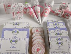 Golosinas Personalizadas ó Candy Bar | Celebraciones Diseño Dulce. X