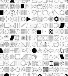 100 Things Wallpaper by Makelike