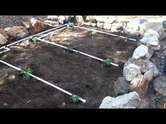 Il a conçu un système d'irrigation perso pas cher et efficace pour son jardin! – L'Humanosphère
