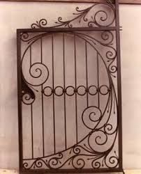 Security Screen Doors : Great Gates and Whiting Iron in ...