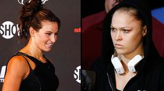 Ronda Rousey shocked as Miesha Tate replaces an injured Cat Zingano on UFC's 'TUF' show - Yahoo! Sports