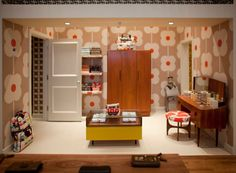Orla Kiely Store  5 Mercer St, New York
