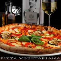 #Lebanon #Beirut #Jounieh  Today is vegetarian day!  Have a Pizza Vegetariana at Margherita